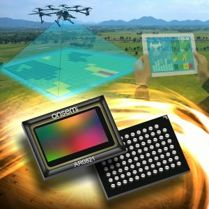 8.3-MP CMOS image sensor operates in challenging lighting conditions